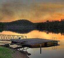 Lake Bennett by Jodie Williams