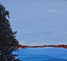 Northern Ontario Spring by Murray Pollard