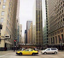 Chicago Motion by Alberto  DeJesus