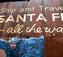 SANTA FE - All The Way by Bob Wall