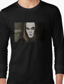 Buffy Vs. Dracula - Dracula - BtVS Long Sleeve T-Shirt