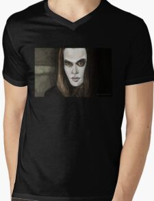 Buffy Vs. Dracula - Dracula - BtVS Mens V-Neck T-Shirt