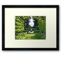 Lanarch Castle, Dunedin, South Island, New Zealand. Framed Print