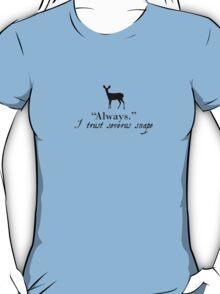 I trust severus snape - doe T-Shirt