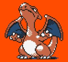 Charizard - Old School T-Shirt
