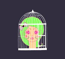 Girl in Cage 2 Unisex T-Shirt
