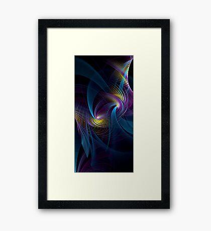 A Little Julia Framed Print