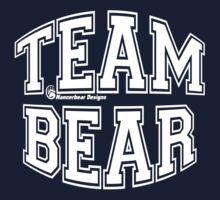 Team Bear by mancerbear