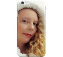 Polar Bear Nomi Portrait iPhone Case/Skin