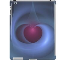 Take Care of My Heart Fractal iPad Case/Skin