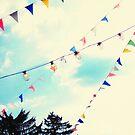 summer festival by beverlylefevre