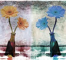Different Yet The Same by Rozalia Toth