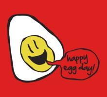 happy egg day! Baby Tee