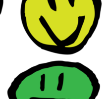 if you're happy and you know it ... Sticker