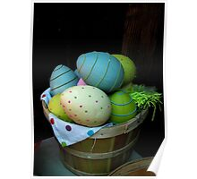 """EASTER BASKET"" Poster"