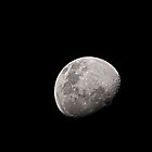 The Moon 24.09.2015 about 7pm by lightphotos