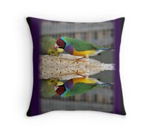 'Pretty Boy Pedro' Throw Pillow