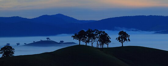 The Serenity at Bonnie Doon by Donovan wilson