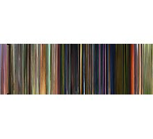 Moviebarcode: Toy Story 3 (2010) Photographic Print