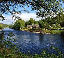 River Tummel by Paul Bettison