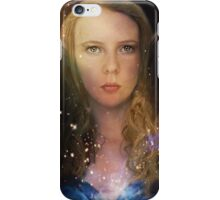 Elven Galaxy Fey Profile iPhone Case/Skin