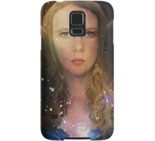 Elven Galaxy Fey Profile Samsung Galaxy Case/Skin