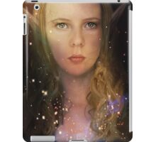 Elven Galaxy Fey Profile iPad Case/Skin
