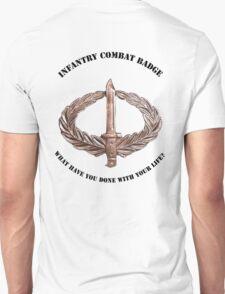 Infantry Combat Badge T-Shirt