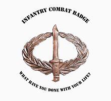 Infantry Combat Badge Unisex T-Shirt