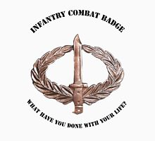 Infantry Combat Badge T-Shirt