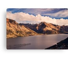 Serene Lake Canvas Print