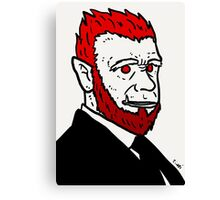 Asuras in Suits 2 Canvas Print
