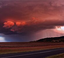 Storm Chaser by Kym Howard