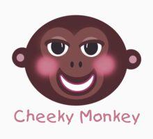 Cheeky Monkey by Lara Bakes-Denman