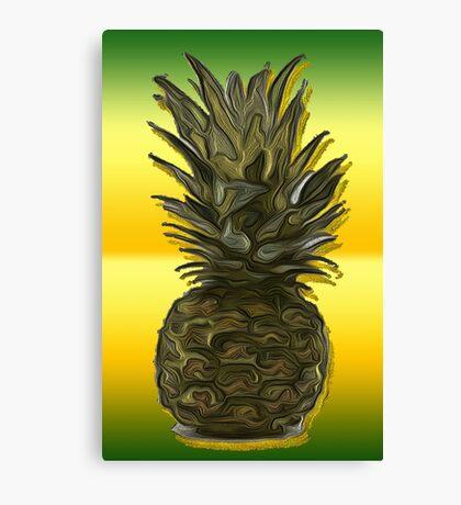 The Pineapple / Fruit Shop Canvas Print
