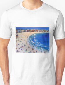 Bondi Beach Summer Unisex T-Shirt