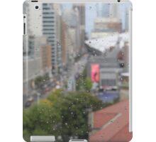 Rainy Toronto iPad Case/Skin
