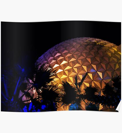 Spaceship Earth: After Dark Poster