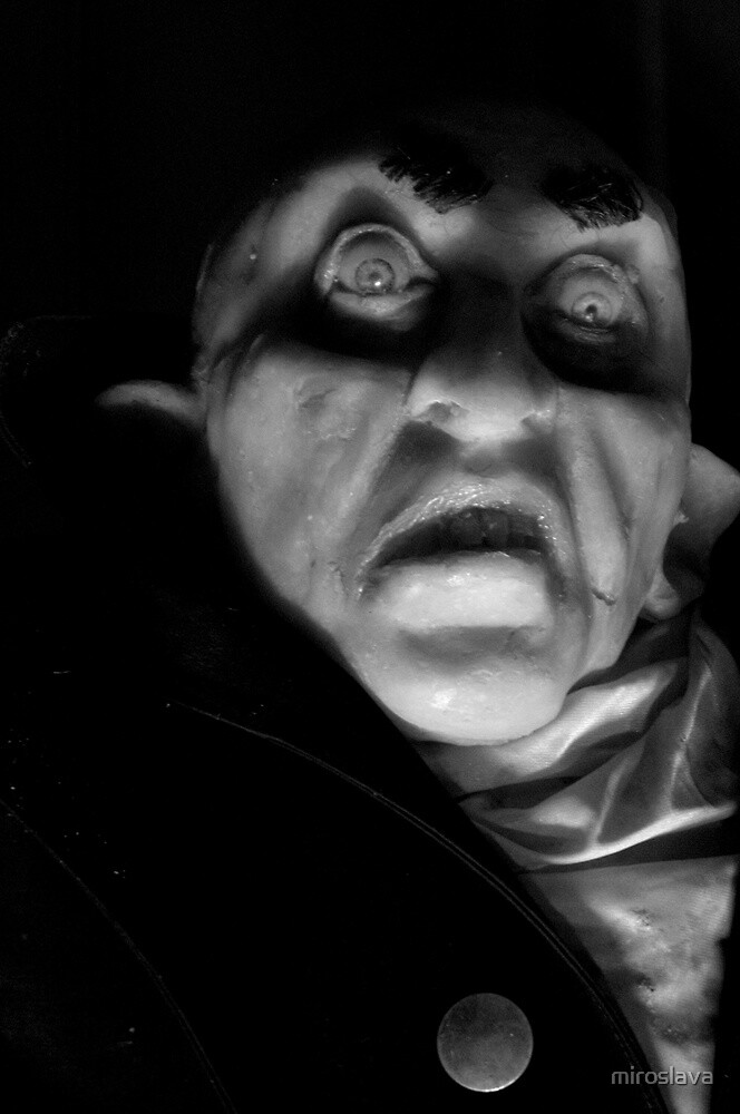 the real vampire by miroslava