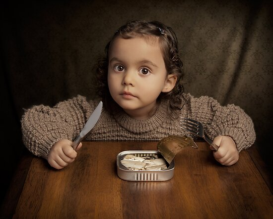 Sardines by Bill Gekas