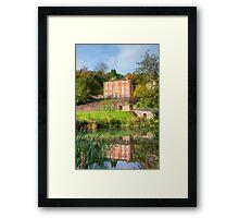Dale House Framed Print