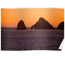Arch Of Cabo San Lucas Poster