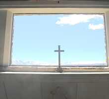 A View to the Mountains by outbackwriter