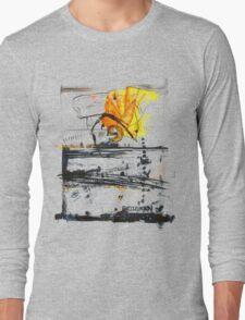 orange mess Long Sleeve T-Shirt