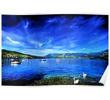 Immensee Views Poster