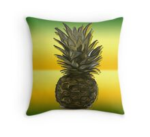 The Pineapple / Fruit Shop Throw Pillow
