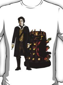 The War Doctor and Dalek T-Shirt