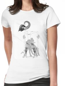wayang Womens Fitted T-Shirt
