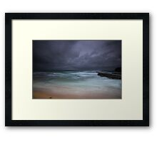 Another Grey Day Framed Print