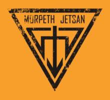 Morpeth Jetsan (Distressed) by Stephen Sanderson
